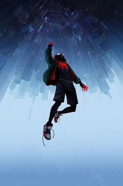 Spider-Man-Into-The-Spider-Verse-Textless-Poster