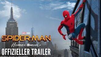 SPIDER-MAN HOMECOMING - Trailer C - Ab 13.7.2017 im Kino!