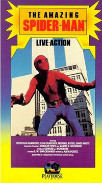 The Amazing Spider-Man (1977 film)