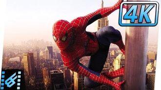 Spider-Man Ending Scene Spider-Man (2002) Movie Clip