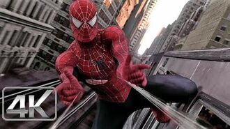 Spider-Man Vs Doctor Octopus (Pelea del Tren) V.Extendida LATINO (4k-HD) Spider-Man 2.1