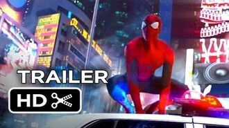 The Amazing Spider-Man 2 - Times Square TRAILER (2014) - Andrew Garfield Movie HD
