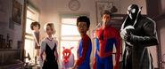 Spider-Gang Lookover (IntoTheSpider-Verse)