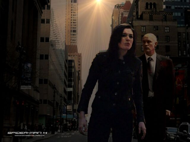 File:Wallpaper of Anne Hathaway & John Malkovich in Spider-Man 4 (2011).jpg