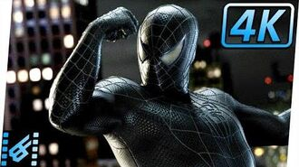 Spider-Man Gets Black Suit Spider-Man 3 (2007) Movie Clip