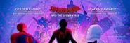 Into The Spider-Verse Award Banner