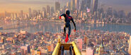 Miles Ready To Leap Promo Still (IntoTheSpider-Verse)