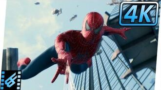 Spider-Man Saves Gwen Stacy Spider-Man 3 (2007) Movie Clip