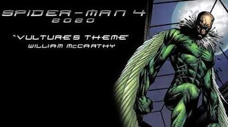 """Spider-Man 4 Fan Film Vulture's Theme """"Vultures Circling"""" by William McCarthy"""