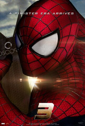 """File:The Amazing Spider-Man 3 - """"A Sinister Era Arrives"""" - Poster.jpg"""