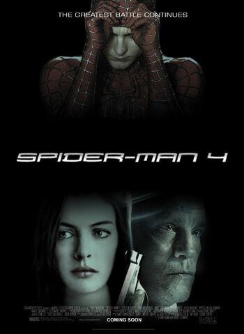 File:Spider-Man 4 movie poster.jpg