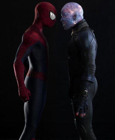 File:Spider-Man vs. Electro.jpg