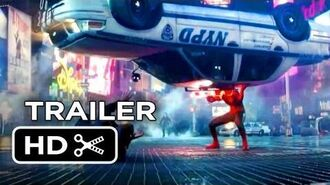 The Amazing Spider-Man 2 Official NYE Times Square Trailer (2014) HD