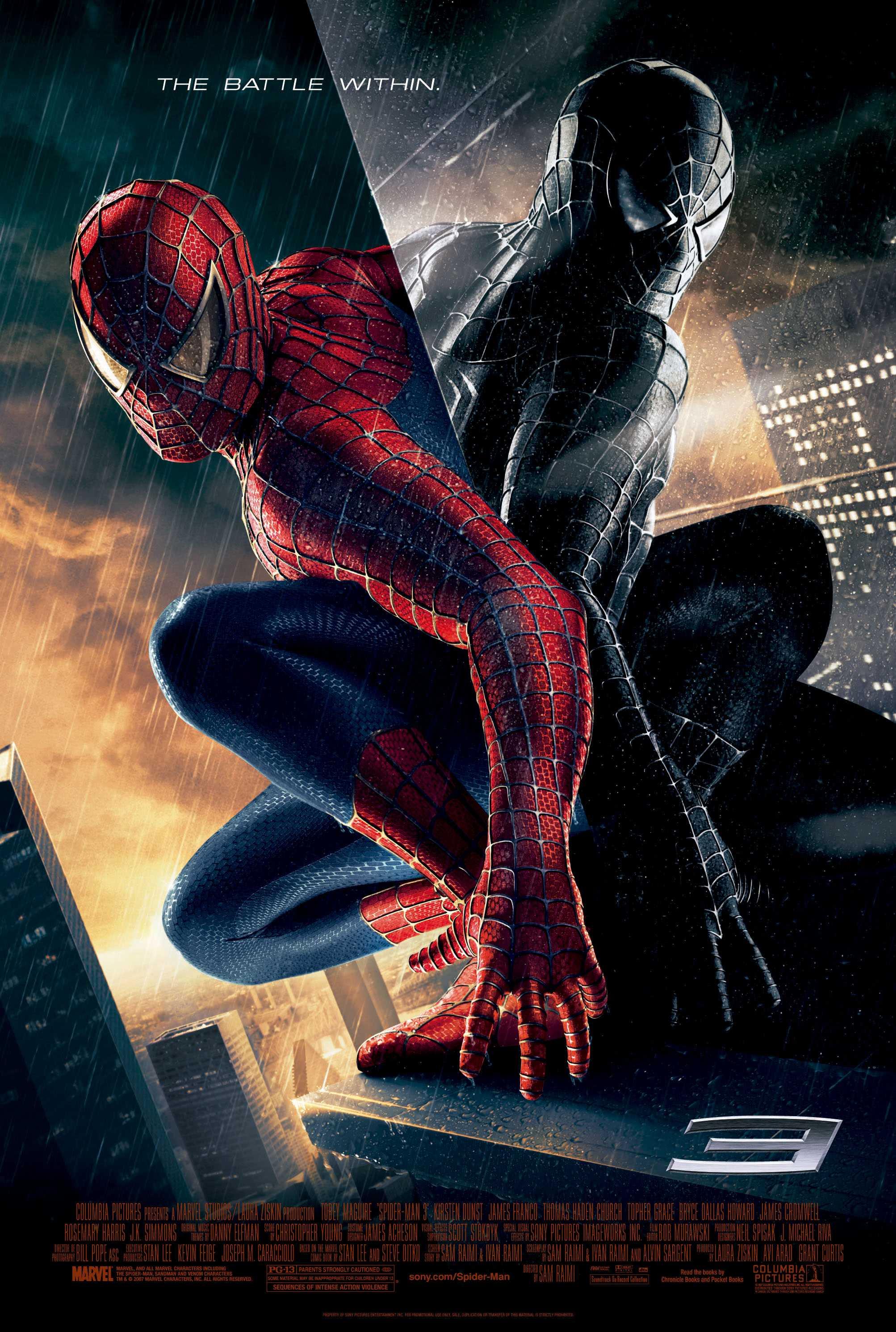 spider-man 3 | spider-man films wiki | fandom poweredwikia