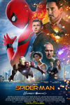 Spider-Man Homecoming Theatrical Poster