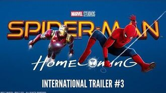 SPIDER-MAN HOMECOMING - Official Trailer 3
