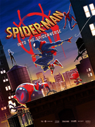 Spider-Man Into The Spider-Verse Excl Poster