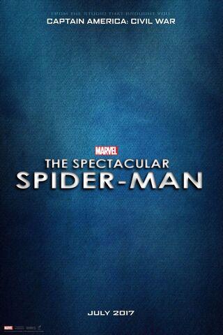 File:The Spectacular Spider-Man (2017) Teaser Poster.jpg