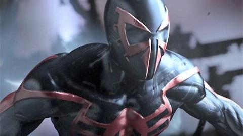"""Spider-Man Edge of Time"" Spider-Man 2099 Trailer"