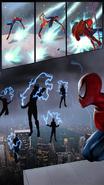 Spider-Man vs 5 versions of Electro