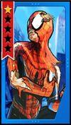 Battle-Damaged Spider-Man (Rare)