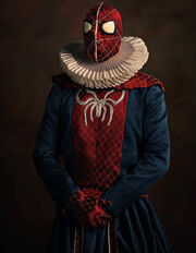 Art-spiderman