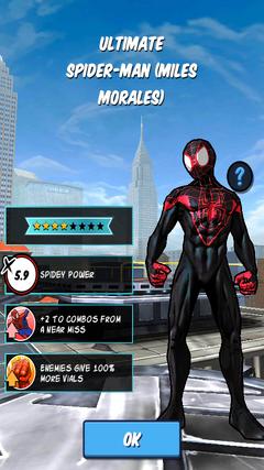 Ultimate Spider-Man (Miles Morales)