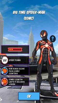 Big Time Spider-Man (Sonic)