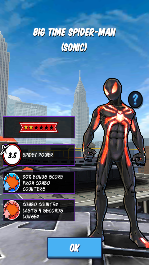 image big time spider man sonic png spider man unlimited