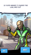 """Electro in """"Power Outage"""""""