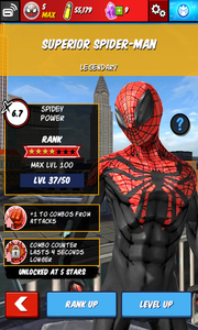 Character Profiles - Superior Spider-Man