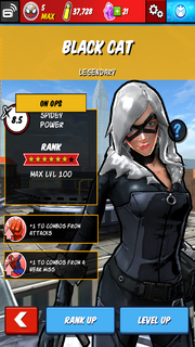 Character Profiles - Black Cat