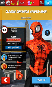 Character Profiles - Classic Superior Spider-Man