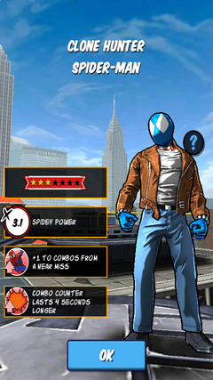 Clone Hunter Spider-Man
