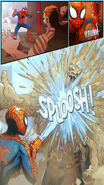Spider-Man vs Dark Sandman