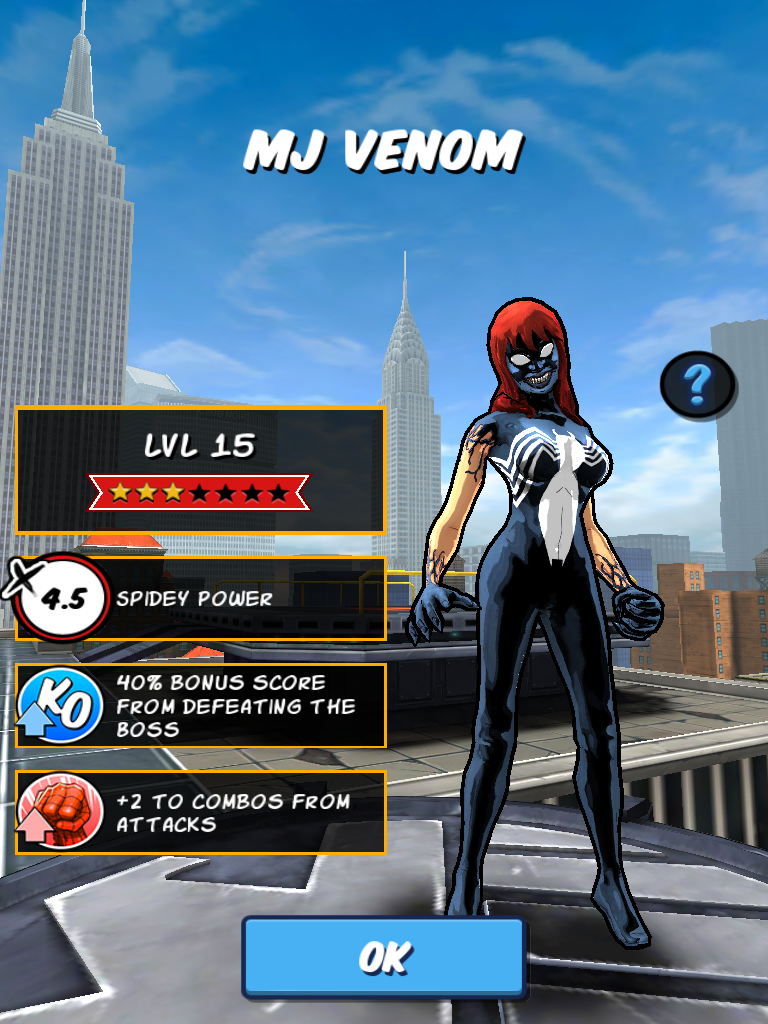 image - smu mjvenom | spider-man unlimited (mobile game) wiki