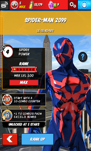 Character Profiles - Spider-Man 2099