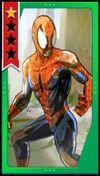 Battle-Damaged Spider-Man (Uncommon)