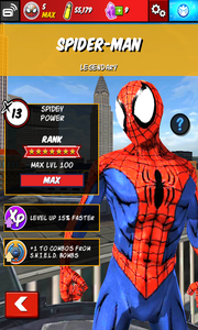 Character Profiles - Spider-Man