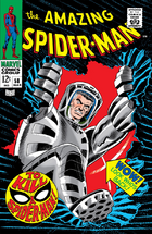 Amazing Spider-Man Vol 1 58