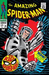 Amazing Spider-Man Vol 1 58