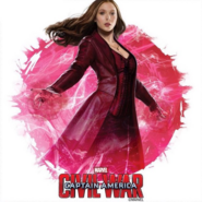 Scarlet Witch Promocional CW 2