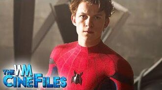 Tom Holland LEAKS Title to Spider-Man Homecoming Sequel – The CineFiles Ep. 78