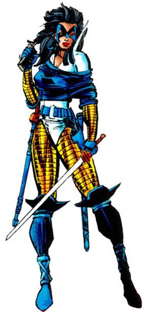 Kateri Deseronto (Earth-616)