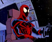 Spider-Man drives Solaris II