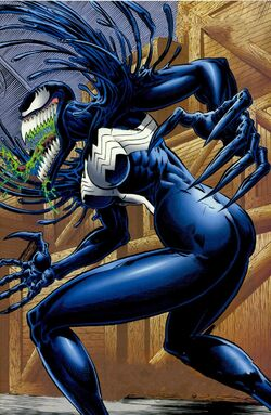 She-Venom (Anne Weying)