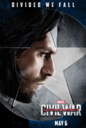 Divided We Fall Winter Soldier poster