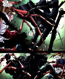 Noir vs Octavius