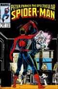 Peter Parker, The Spectacular Spider-Man Vol 1 87