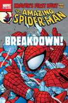Amazing Spider-Man Vol 1 565